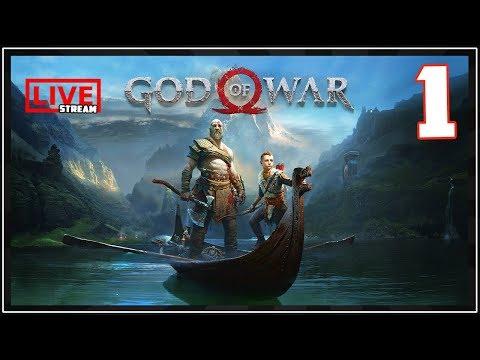 ►God of War◄ | Stream #1 | Intro and Beginning of Journey