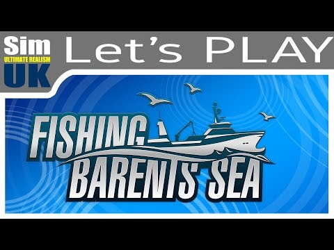 Unlocking All Ports | Fishing Barents sea Lets PLAY #23