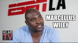 Marcellus Wiley on Being Forced to Bury Kendrick Lamar / Drake Beef Interview