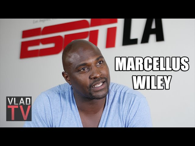 Marcellus Wiley on Being Forced to Bury Kendrick Lamar& Drake Beef Interview