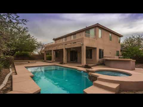 Pool Homes for Sale in Maricopa AZ