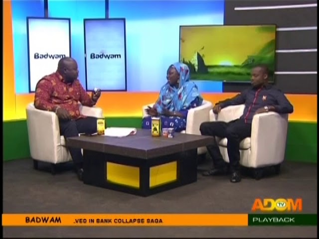 Da Hiada Herbal Centre - Badwam on Adom TV (16-8-18)