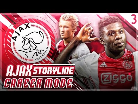 "FIFA 17 Ajax Career Mode:💀 ""I GET FIRED OUT OF NO WHERE!"" 🙀 ""OUTRAGEOUS RAINBOW GOAL"" 🌈 SE3 EP 3"