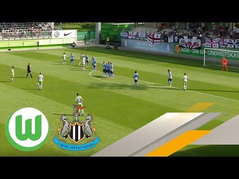 ReLive | Fussball Testspiel | VfL Wolfsburg - Newcastle United | SPORT1