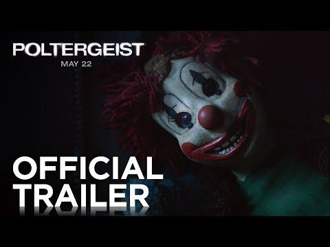 Poltergeist | Official Trailer [HD] | 20th Century FOX