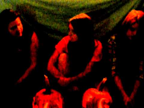 Front Row Girls Halloween
