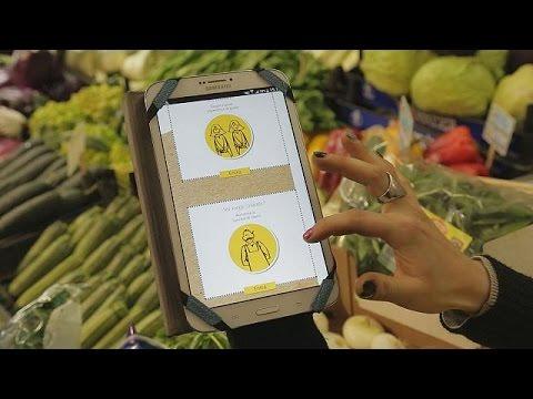 Yiyeceklerin çöpe Gitmesini Engelleyen Akıllı Telefon Uygulaması