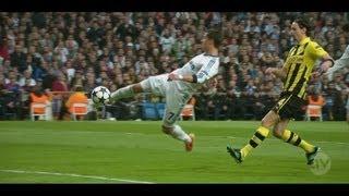 Cristiano Ronaldo Vs Borussia Dortmund Home 12-13 By AntidodeHD [Cropped]