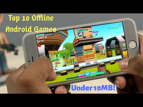 Best Android Games Under 10mb