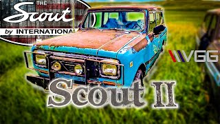 FORGOTTEN International Scout NISSAN TURBO DIESEL  Will it RUN AND DRIVE 600 miles?
