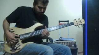 Guillermo Origel Playing  a Bombella bass Bella