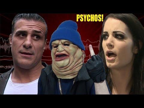 Alberto Del Rio & Paige: Airport Incident/Leaked Audio