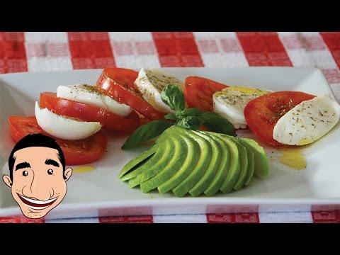 Caprese Salad Recipe   Italian Recipes