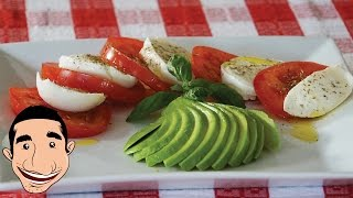 Caprese Salad Recipe | Italian Recipes