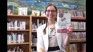 "video thumbnail: Tween Book Talk - ""The Glass Town Game"""