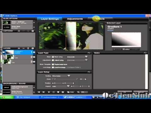 [Tutorial] Hướng Dẫn Tạo Styles Proshow Producer 5.0 - Shadow P.3