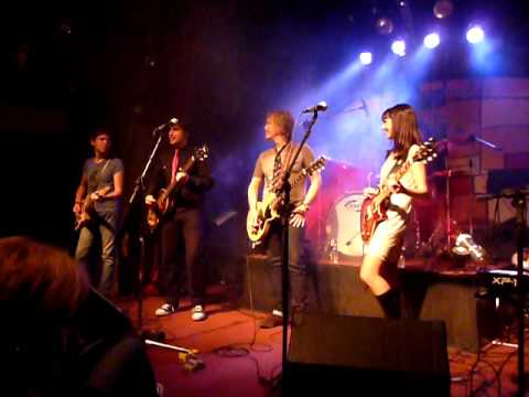 Nube 9 & Brian Ray -Get Back- Day Tripper - 15/05/11 - The Cavern Club