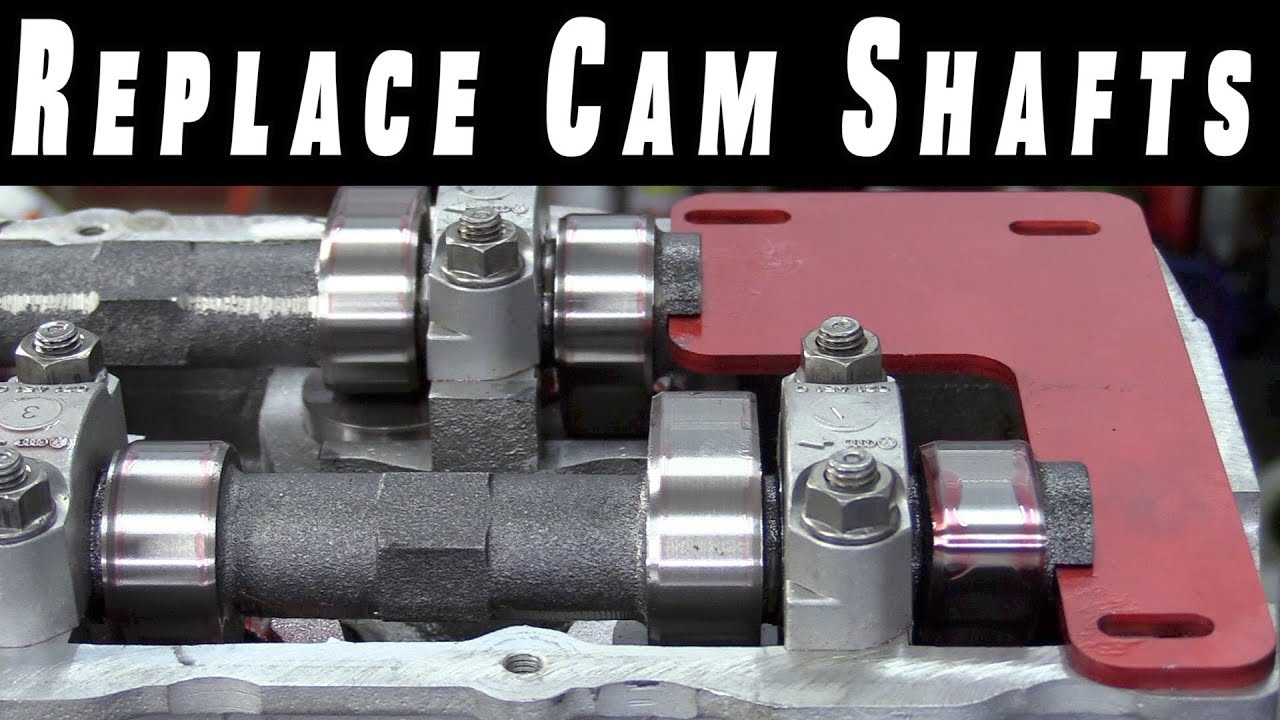 5 Quick Tips For Replacing Camshafts