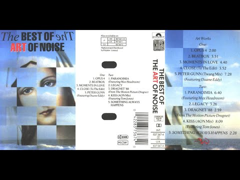 The Art Of Noise - The Best Of The Art Of Noise FULL ALBUM/CASSETTE 320kbs