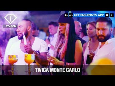 Timati Party at Chic Twiga Monte Carlo in Italy | FashionTV | FTV