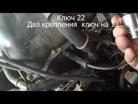 Шевроле Нива: замена натяжителя цепи на механический Isai