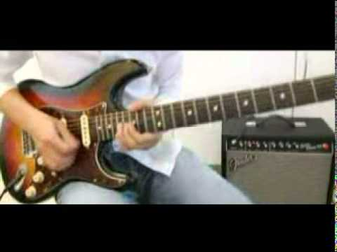 Stevie Ray Vaughan - Crossfire (cover)