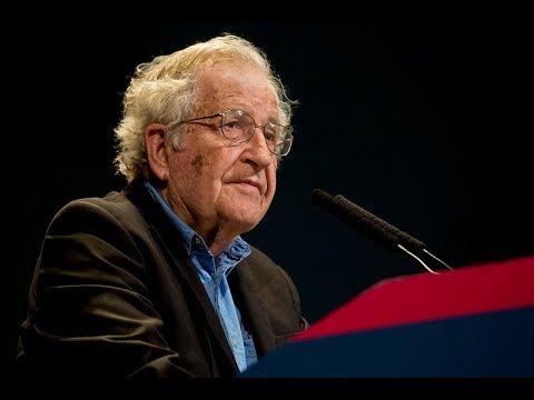 """Prof. Noam Chomsky exklusiv auf Deutsch: """"Es ist zwei vor zwölf"""""""