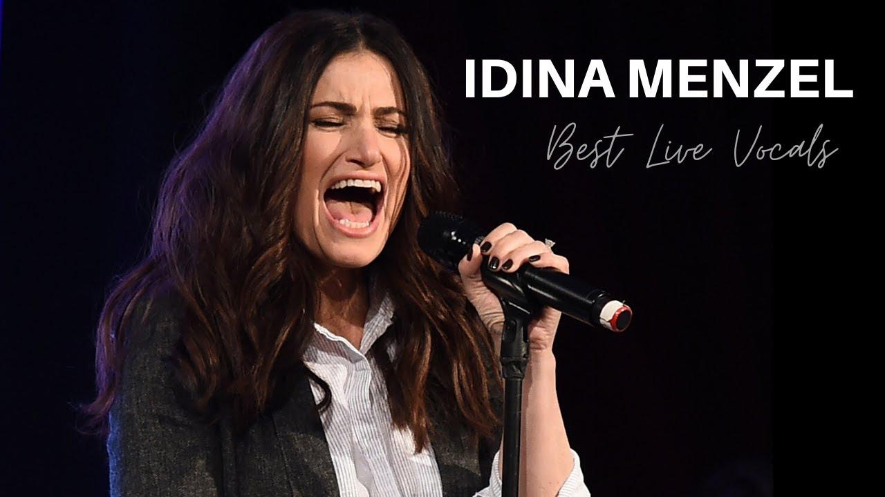 Download Idina Menzel Best Live Vocals