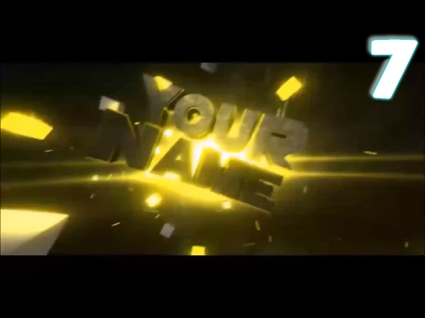 quotOMGquot BEST PANZOID INTROS TEMPLATES EVER 7 Multi Color
