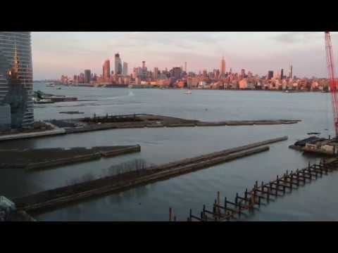 Jersey City, New Jersey – Newport Drone Flight (2018)