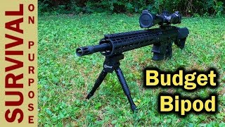 Caldwell AR Rifle Bipod - How To Install and Initial Review