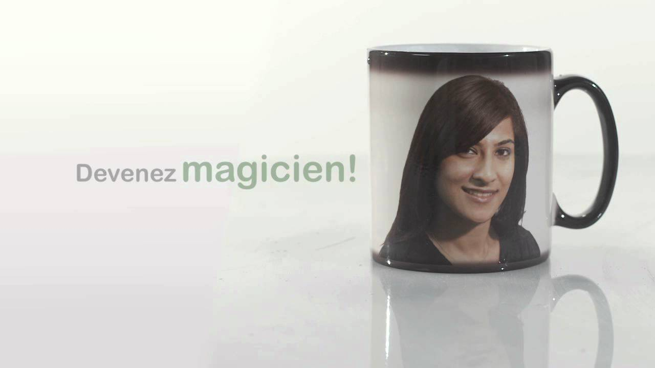 Le In Photobox Mug Magique Motion QBhdtsrCx