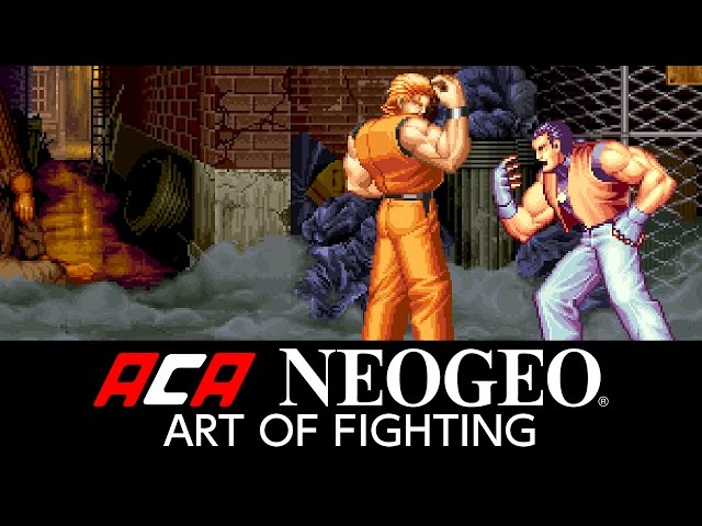 New Game Aca Neogeo Art Of Fighting 2 Is Now Available For Xbox