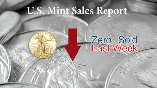 CoinWeek: U.S. Mint Weekly Sales Report - March 12, 2015