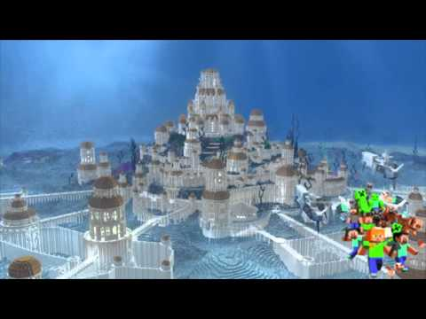 """Atlanteans"" - Parodia de Minecraft Atlantis - Musica David Guetta (Minecraft Song)"