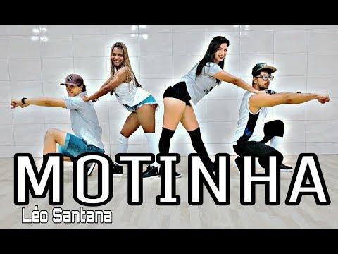 Empina - motinha - Léo Santana - coreografia Tigger Dance