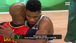 Milwaukee Bucks vs Atlanta Hawks  | November 27,2019