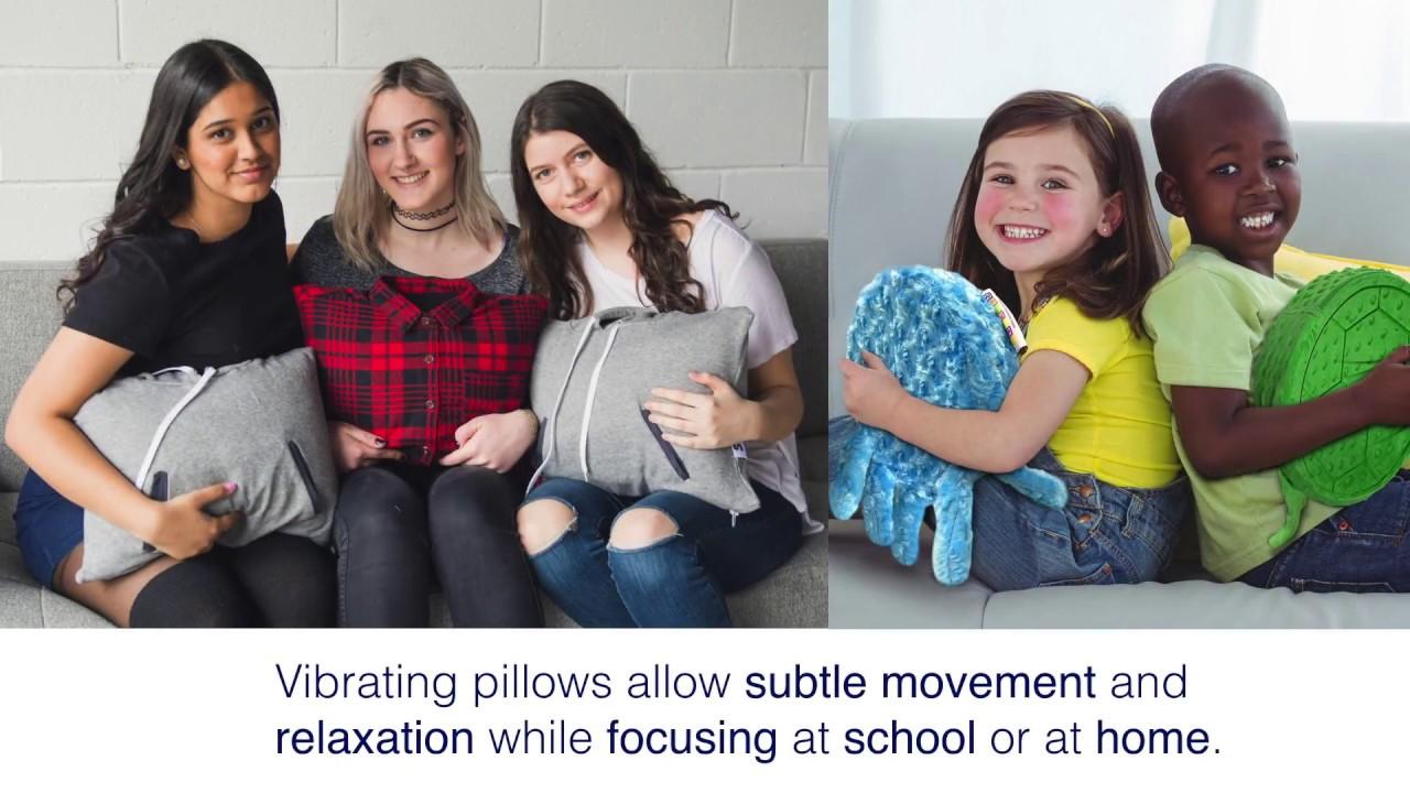 sensory calming cushions and pillows