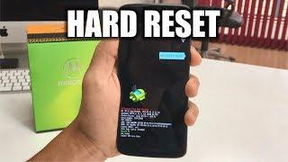 How to Reset Motorola Moto G6 Play - Hard Reset