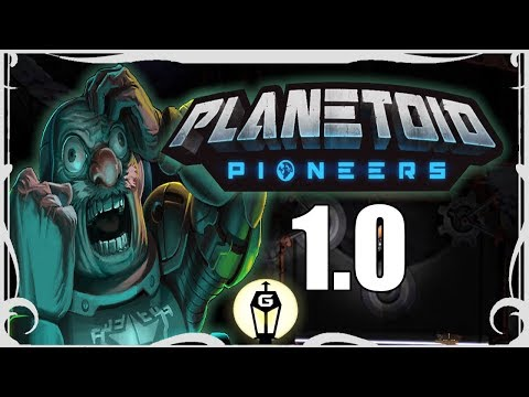 Return to Primoid | Let's Play Planetoid Pioneers 1.0 (Planetoid Pioneers Early Access Gameplay)