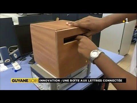 Download #innovation : une boite aux lettres connectée
