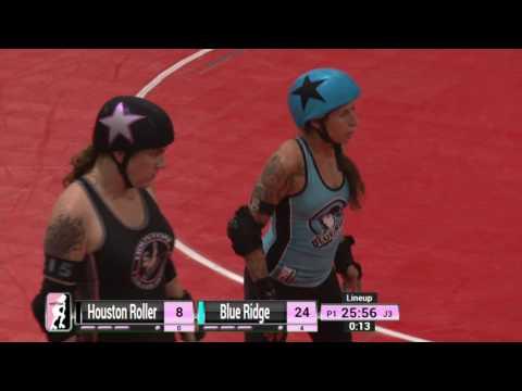Game 4: Houston Roller Derby v Blue Ridge Rollergirls