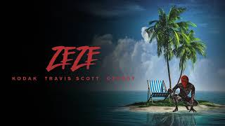 Kodak Black - Zeze (SOUL TRAIN LEAK) feat. Travis Scott & Offset [ Official Audio]