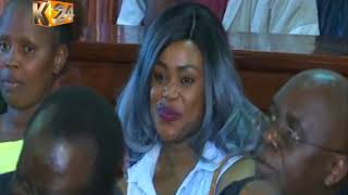 20 suspects arraigned in court over the Sh 468M NYS scandal