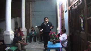 """GRUPO DE ORACIÓN """"GOTITAS DE AMOR"""" DE HUÁNUCO, CON ALFONSO CUZCANO y DIÁCONO PARDO HIDALGO JESUS"""