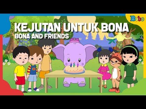 Kejutan untuk Bona  Bona dan Rongrong  Dongeng Anak Indonesia  Indonesian Fairytales