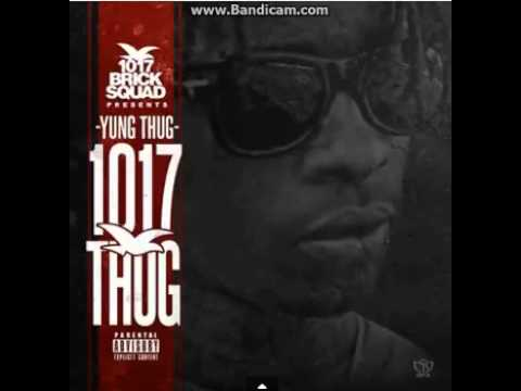 Young Thug 2 cups stuffed CLEAN