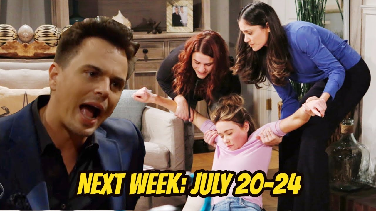 Bold and Beautiful Spoilers May 24 - 28; Hope Unleashes