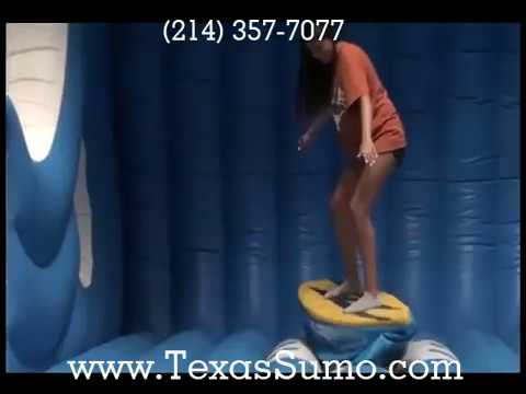 Big Wave Surf Machine - Dallas, TX Party Rental