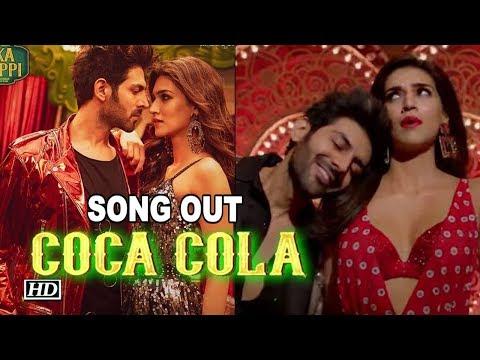 Kriti & Kartik PARTY song 'COCA COLA' OUT | Luka Chuppi